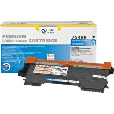 Elite Image Remanufactured Toner Cartridge - Alternative for Brother (TN450) (75499)