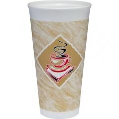 Dart Gourmet Foam Cups (20X16G)