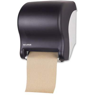 San Jamar Tear-N-Dry Essence Towel Dispenser (T8000TBK)