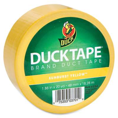 Shurtech Brands Duck Brand Brand Color Duct Tape (1304966RL)