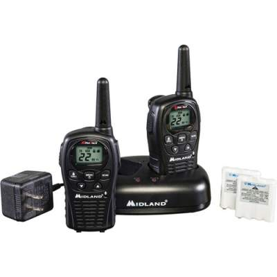 Midland Radio Corporation Midland LXT500VP3 Two-way Radio