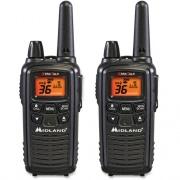 Midland Radio Corporation Midland LXT600VP3 26-mile Range 2-way