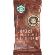Starbucks Breakfast Blend Single Pot Ground Coffee Portion Pack (11018193)