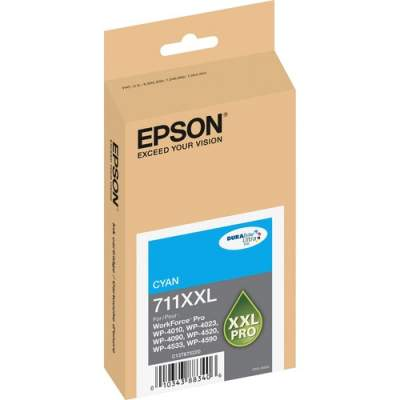 Epson DURABrite Ultra 711XXL Original Ink Cartridge (T711XXL220)