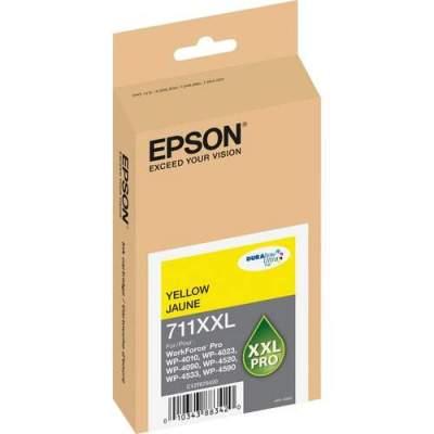 Epson DURABrite Ultra 711XXL Original Ink Cartridge (T711XXL420)