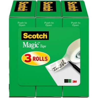 3M Scotch Magic Tape, 3/4