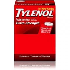 Tylenol Extra Strength Caplets (44910)