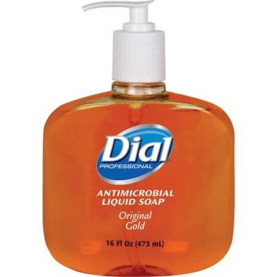 Dial Original Gold Antimicrobial Liquid Soap (80790CT)