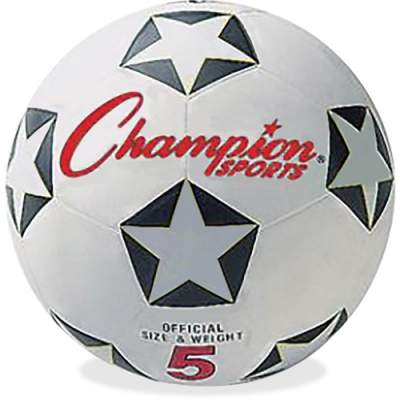 Champion Sports Size 5 Soccer Ball (SRB5)