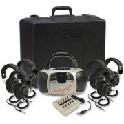 Califone International Califone Spirit Listening Center W/ 6Headphone Via Ergoguys (1776PLC-6)