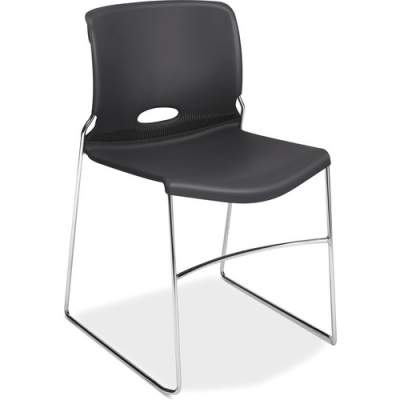 HON Olson Stacking Chair, 4-Pack (4041LA)