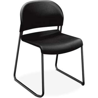 HON GuestStacker Stacking Chair, 4-Pack (4031ONT)