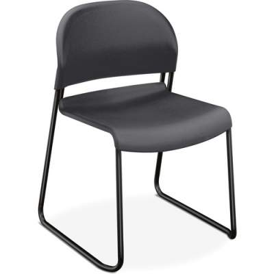 HON GuestStacker Stacking Chair, 4-Pack (4031LAT)