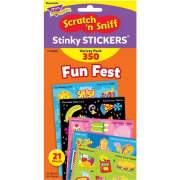 Trend Fun Fest Stinky Stickers Variety Pack (T83906)