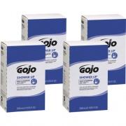 GOJO SHOWER UP Soap & Shampoo, 2,000 mL, Case Of 4 (723004)