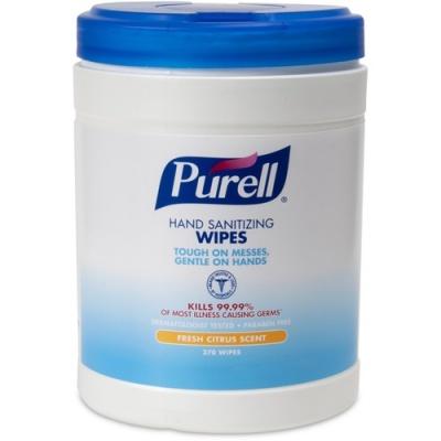 PURELL Sanitizing Wipes (911306EA)