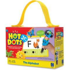 Hot Dots Jr. Alphabet Card Set (2351)
