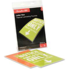 GBC UltraClear Thermal Laminating Pouches (3200577)