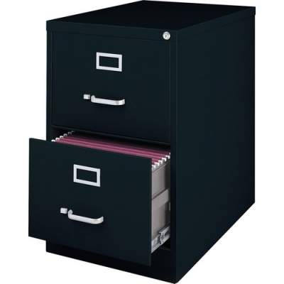 Lorell Commercial Grade 28.5'' Legal-size Vertical Files (88043)