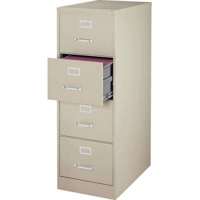 Lorell Commercial Grade 28.5'' Legal-size Vertical Files (88045)