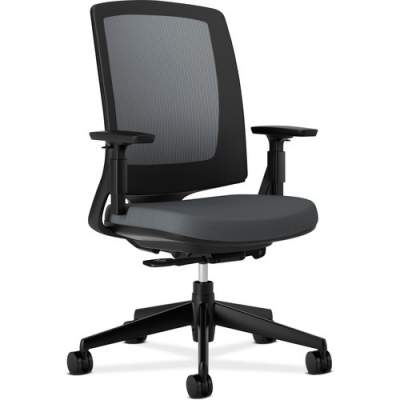 HON Lota Mesh Back Chair, Arms (2281VA19T)
