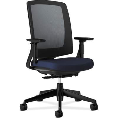 HON Lota Mesh Back Chair, Arms (2281VA90T)