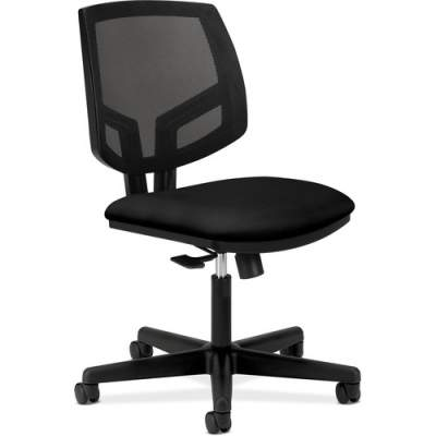 HON Volt Mesh Back Task Chair, Black (5711GA10T)