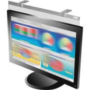 Kantek LCD Privacy/antiglare Wide Screen Filters Silver (LCD24WSV)
