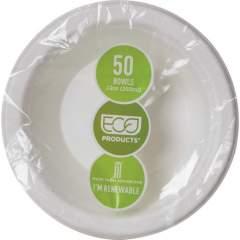 Eco-Products 12-oz. Sugarcane Bowls (EPBL12PK)