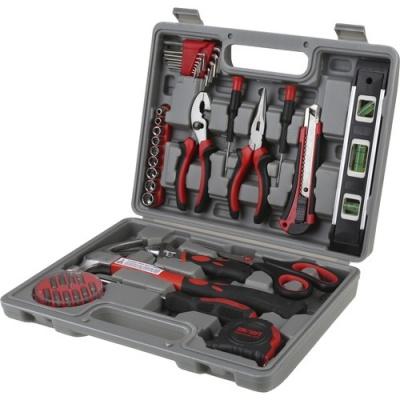 Genuine Joe 42 Piece Tool Kit with Case (11963)