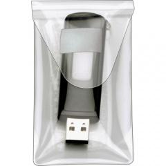 Cardinal Holdit! Clear USB Poly Pocket (21140)