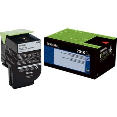 Lexmark Unison 701K Toner Cartridge (70C10K0)