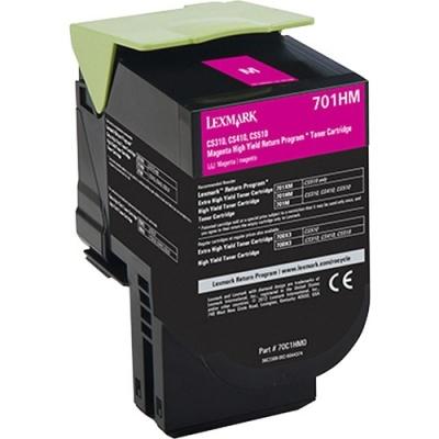 Lexmark Unison 701HM Toner Cartridge (70C1HM0)