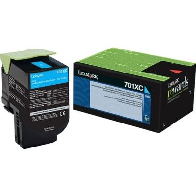 Lexmark Unison 701XC Toner Cartridge (70C1XC0)