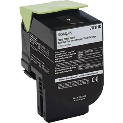 Lexmark Unison 701HK Toner Cartridge (70C1HK0)