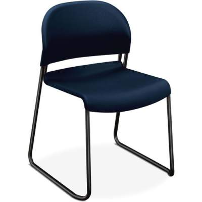 HON GuestStacker Stacking Chair, 4-Pack (4031RET)