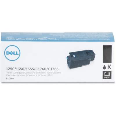 Dell Original Toner Cartridge (810WH)