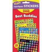 Trend Best Buddies Super Spots Stickers (T46919)