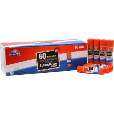 Elmer's Disappearing Purple School Glue Sticks (E503)