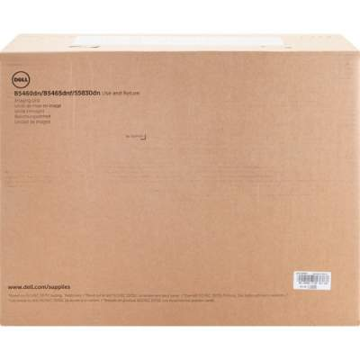 Dell 100,000-Page Imaging Drum for Dell B5460dn/ B5465dnf Laser Printers (9PN5P)