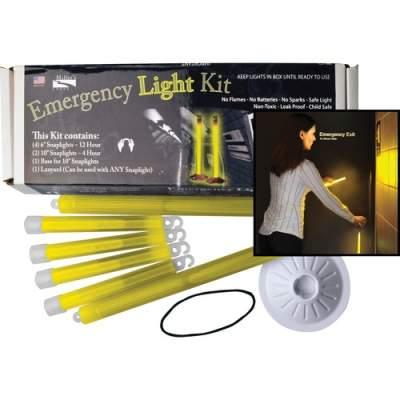 LC Industries Miller's Creek Office Emergency Light Kit (706198)