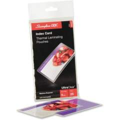 GBC UltraClear Thermal Laminating Pouches (3202002)