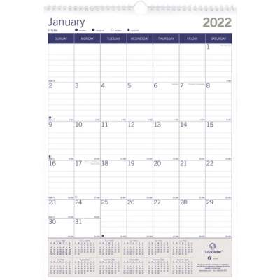 Brownline EcoLogix Wall Calendar (C171203)