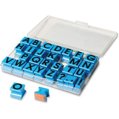 Educational Insights Uppercase Alphabet Stamps (1470)