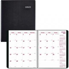 Brownline DuraFlex 14-Month Planner (CB1200VBLK)