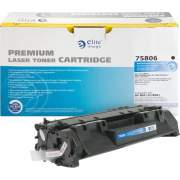 Elite Image Remanufactured Toner Cartridge - Alternative for HP 80A (CF280A) (75806)