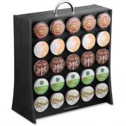 Mind Reader EMS Mind 50 Pod Wall Coffee Dispenser (RAC01BLK)