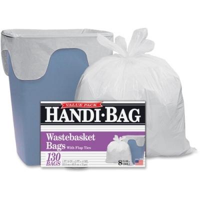 Webster Industries Industries Industries Webster Industries Industries Handi-Bag Wastebasket Bags (HAB6FW130)