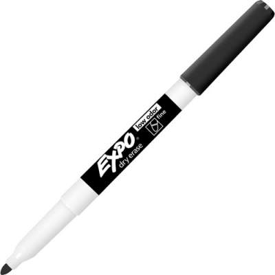 Newell Rubbermaid Expo Low-Odor Dry-erase Fine Tip Markers (86001)