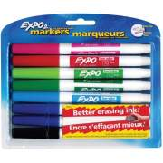 EXPO Low-Odor Dry-erase Fine Tip Markers (86601)